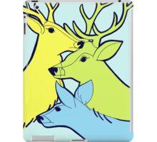 Pastel Deer iPad Case/Skin