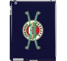 DeloreWing Express iPad Case/Skin