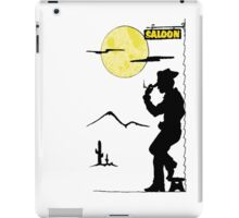 Cowboy Saloon iPad Case/Skin
