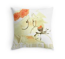 All Throw Pillow