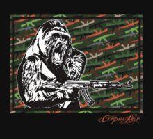 Gorilla Tactics by CorpusRex