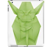 Star Wars Degobah Jedi Master iPad Case/Skin