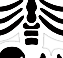 SKELETON MATERNITY Sticker