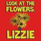 Look At The Flowers, Lizzie #1 by perilpress