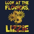 Look At The Flowers, Lizzie #3 by perilpress