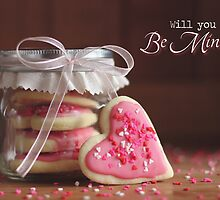 Will You Be Mine? - Greeting Card by Tracy Friesen