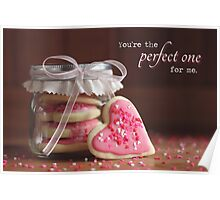 The Perfect One - Greeting Card Poster