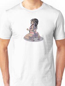 Cute Booty Unisex T-Shirt
