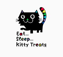 Eat, Sleep, Kitty Treats  T-Shirt