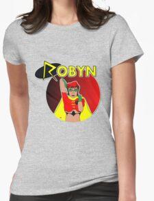 Robyn (Rihanna) Womens Fitted T-Shirt