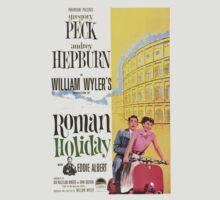 Roman Holiday Poster by archieleach