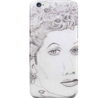 I Love Lucille Ball iPhone Case/Skin