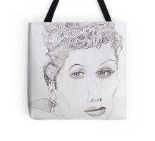 I Love Lucille Ball Tote Bag