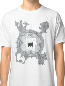 trippy domo  Classic T-Shirt