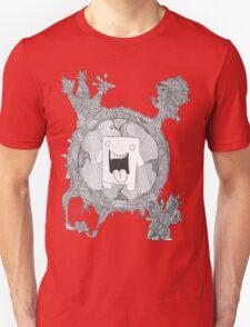 trippy domo  T-Shirt