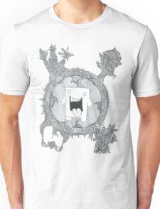 trippy domo  Unisex T-Shirt