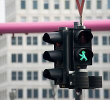 ampelmann by photoeverywhere