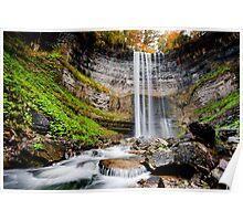 Tew's Falls: Dundas, Canada Poster
