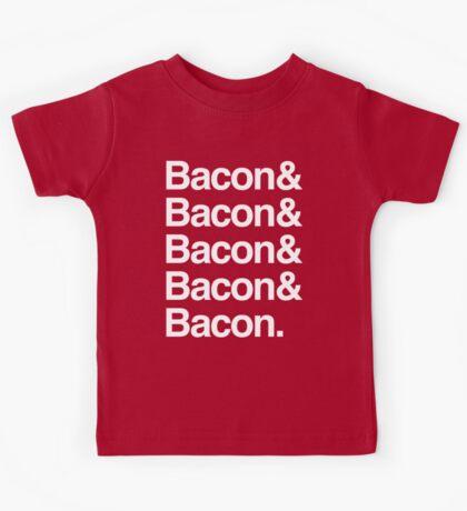 Bacon and Bacon Kids Tee