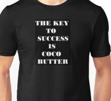THE KEY TO SUCCESS IS COCO Unisex T-Shirt