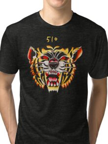 510 - Tiger Tri-blend T-Shirt