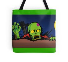 ZOMBIE GHETTO OFFICIAL ARTWORK DESIGN T-SHIRT Tote Bag