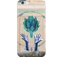 Ode to the antichoke iPhone Case/Skin