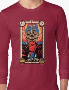 Epic Legend of the Seven Stars Long Sleeve T-Shirt