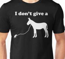 I don't give a rat's ass Unisex T-Shirt
