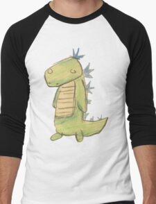 Dinosaur Men's Baseball ¾ T-Shirt