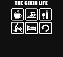 Funny Swimming The Good Life T-Shirt