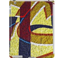 Mural, Mural on the Wall  iPad Case/Skin