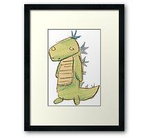 Dinosaur Framed Print