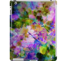 Delicate Crape-myrtle iPad Case/Skin