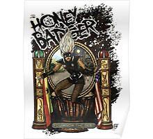 The Honey Badger! Poster