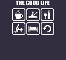 The Good Life Funny Rafting Shirt T-Shirt