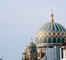 New Synagogue by photoeverywhere