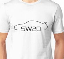 SW20 MR2 Outline Shirt Unisex T-Shirt