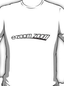 Mazda Zoom Zoom Sticker JDM T-Shirt