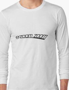 Mazda Zoom Zoom Sticker JDM Long Sleeve T-Shirt