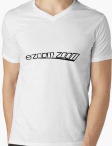 Mazda Zoom Zoom Sticker JDM Mens V-Neck T-Shirt