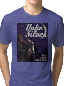 Duke Silver Tri-blend T-Shirt