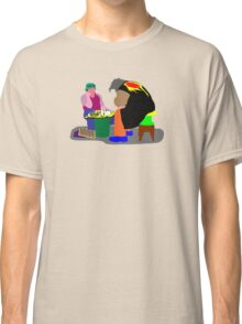 Chess - a great escape Classic T-Shirt