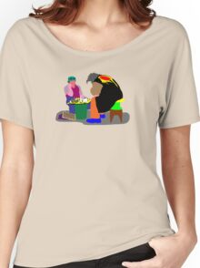 Chess - a great escape Women's Relaxed Fit T-Shirt