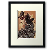 Executioner Framed Print