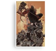 Executioner Canvas Print