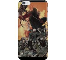 Executioner iPhone Case/Skin