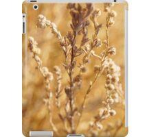 wild and free iPad Case/Skin