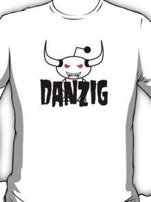 Reddit Alien Danzig Snoo T-Shirt