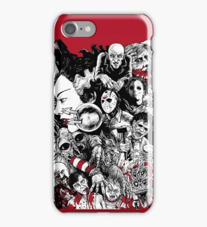 REDRUM iPhone Case/Skin